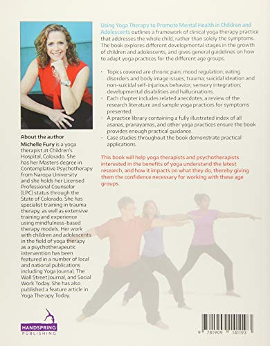 Zoom IMG-1 using yoga therapy to promote