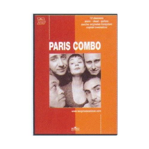 Paris Combo : 12 chansons (partitions)