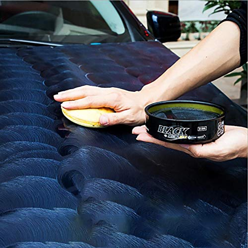 atteryhui Senior Black Wax Care Paint wasserdichte Pflege Kratzerreparatur Car Styling Crystal Hartes Autowachs Current