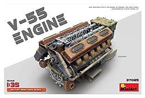 Miniart MIN37025 - Kit de Modelo, Varios Modelos