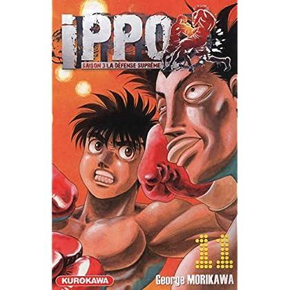 Ippo - saison 3, La défense suprême - tome 11 (11)