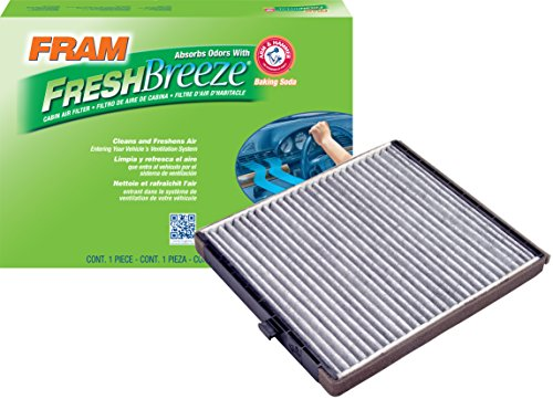 Fram CF10546 Air Filter (Cabin Air Filter Chevrolet)
