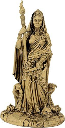 Figur Hecate Göttin der Magie und Nekromantie Skulptur