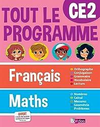 Tout le programme Français/Maths - CE2