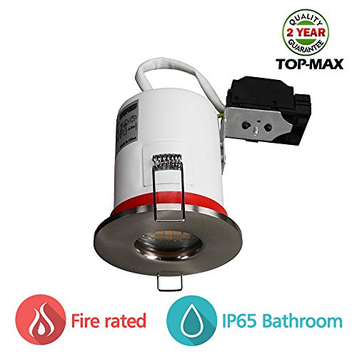 top-max-1-pack-gu10-fired-rated-downlight-spotlight-fixed-recessed-ceiling-firebreak-insulation-ligh