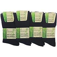 Socken für Herren, besonders weich, antibakteriell, Bambus, unelastisch, rutschfest, für Diabetiker, Baumwolle... preisvergleich bei billige-tabletten.eu