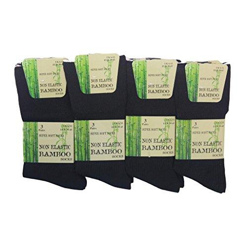 12-paia-di-calze-uomo-anti-batterico-super-morbida-da-uomo-in-bambu-non-elastico-presa-facile-uso-qu