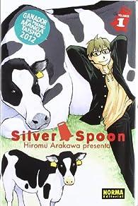 SILVER SPOON 1 par Hiromu Arakawa