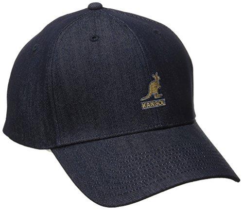 Kangol - Denim Flexfit Baseball Denim