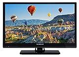 Techwood H20T11A 51 cm (20 Zoll) Fernseher (HD Ready, Triple Tuner)