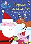 Peppa Pig: Peppa's Christmas Fun Stic...