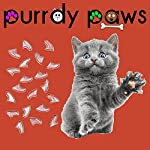 Purrdy Paws 100-Pack Soft Nail Caps For Cat Claws CLEAR * LARGE Brand 5