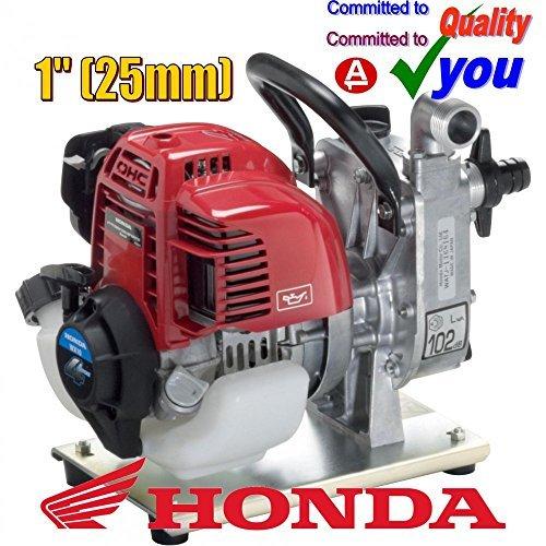 HONDA WX10 4 Takt Benzin 25mm Wasserpumpe