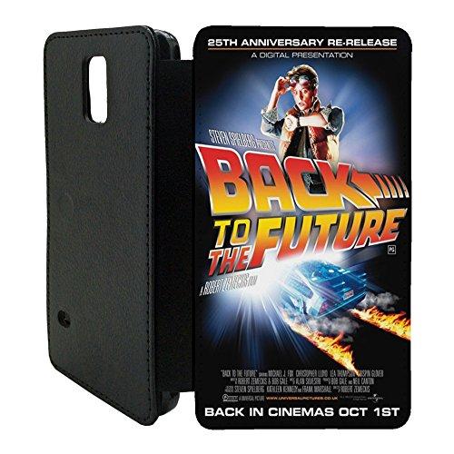 Film Poster Flip Schutzhülle für Samsung S5Mini-A1271-Zurück in die Zukunft