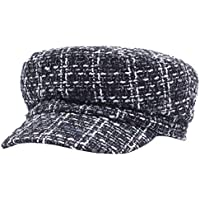 235d37a364cd0 YQXR Moda Sombreros Moda Retro Ocio japonés otoño Invierno bellet Tapa  Plana Sombrero Mujeres Inglaterra Moda