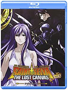 Saint Seiya The Lost Canvas Vo - Episodios 10-13 [Edizione: Regno Unito] [Blu-ray] [Import anglais]