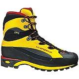 Scarpa La Sportiva Uomo - Trango Guide Evo Gtx (43,YB - Yellow/Black)