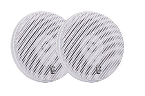 Poly-Planar ma8506W-6inch Titanium Series Speaker,