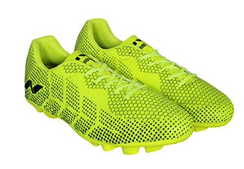 Nivia Encounter 2.0 N325YL09 Football Studs (Yellow)