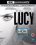 Locandina Lucy (4K UHD Blu-ray + Blu-ray + Digital Download) [Edizione: Regno Unito] [Edizione: Regno Unito]
