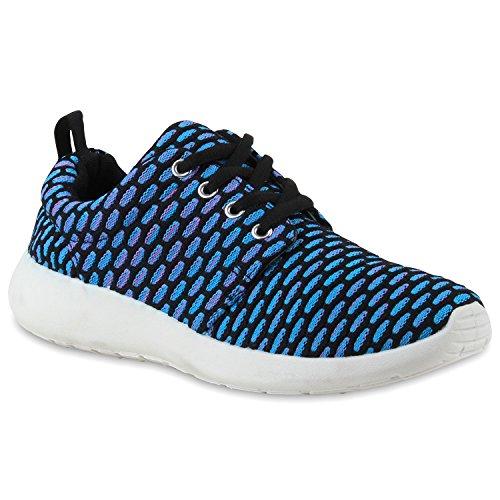 Corredores Várias Em Pretas Mulheres Sneakers Floral Cores Com Azul Homens Sapatilha Padrão Claro Estampa Sapatos Desportivos qW1wcAWHX