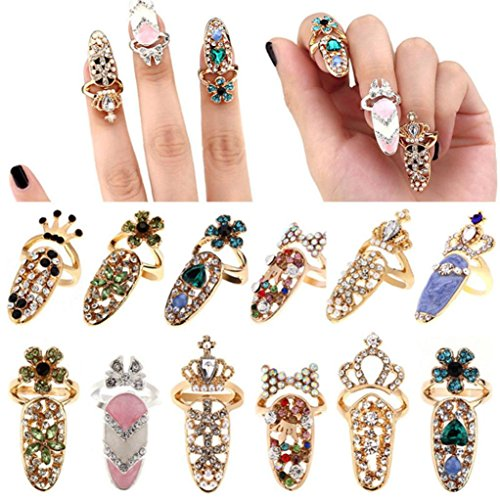lolittas-femmes-mode-bowknot-nail-ring-charm-crown-flower-crystal-doigt-anneaux-nail