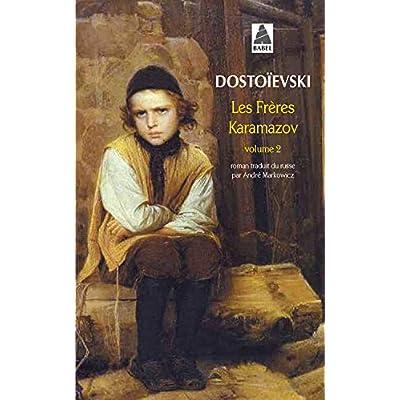 Les Frères Karamazov : Tome 2