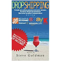 Dropshipping: Six Figure Dropshipping Blueprint: How to Make $1000 per Day Selling on eBay Without Inventory