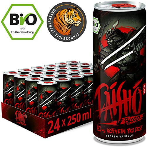 DAISHO - Blood Bio Energy (vegan), 24er Tray (24 x 250ml)