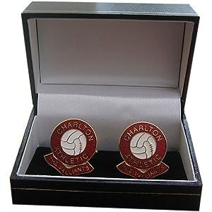 Charlton Athletic Football Club Cufflinks