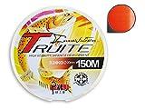 Pan Nylon Truite Innovation Haute Visibilité 150m (16/100 - 2.20 kg)