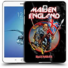Official Iron Maiden England Tours Hard Back Case for Samsung Galaxy Tab S2 8.0