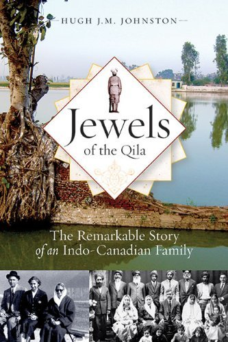 Jewels of the Qila by Hugh J.M. Johnston (2012-07-01)