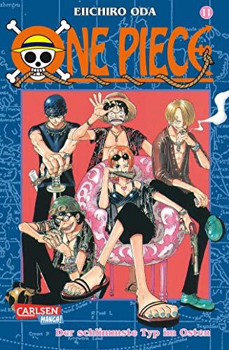One Piece, Bd.11, Der schlimmste Typ im Osten