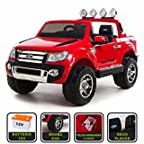 4x4 électrique 12 Volts 10Ah Ford Ranger WILDTRAK Cristom®