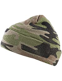 eb9fac736bc Tactical Attack Commando Mütze Fein Softair Camouflage Camo Kopfbedeckung  Paintball Airsoft Outdoor Angeln Jagen…