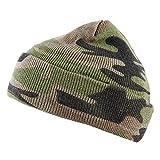 Tactical Attack Commando Mütze Fein Softair Camouflage Camo Kopfbedeckung Paintball Airsoft Outdoor Angeln Jagen Bounce Mütze