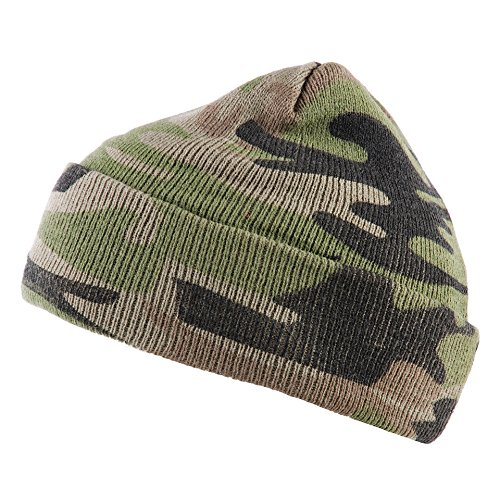 Tactical Attack Commando Mütze Fein Softair Camouflage Camo Kopfbedeckung Paintball Airsoft Outdoor Angeln Jagen Bounce Mütze
