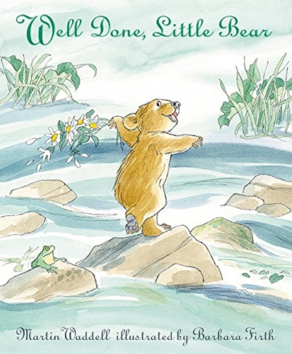 Well Done, Little Bear Cover Image