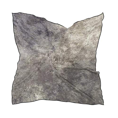 Texture Marble Big Square Schals Head Wrap Women Shawl Wrap Silks Material - Big Square Schal