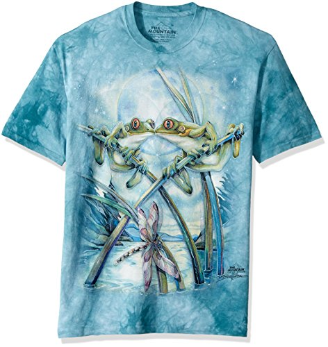 """The Mountain T-Shirt """"Frogs & Kisses"""" Mehrfarbig"""