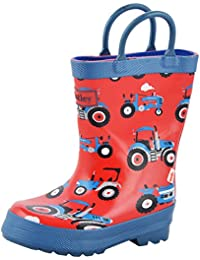willywinkies Kids Rubber Boots