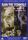 Ivan The Terrible - Part 1 And Part 2 - The Boyars Plot (Subtitled) (Box Set) (Two...