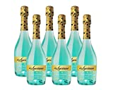 Don Luciano Blue Moscato Vino Espumoso - 6 Botellas x 750 ml - Total: 4500 ml
