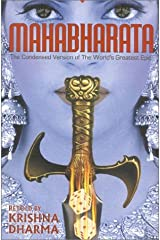 Mahabharata (The Condensed Version of the World's Greatest Epic) by Krishna Dharma (2001-05-02) Hardcover