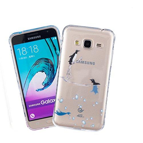 iphone 5 / 5S / SE Case,YuDan Trasparente Ultra Slim 0.3mm gel TPU Case Custodia Skin in silicone Cover per Apple iphone 5 / 5S / SE Anti-Shock Anti-Scratch Tacsa Custodia Caso - DX3 DX1