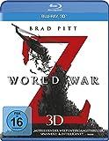 World War Z [3D Blu-ray]