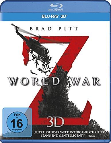 Bild von World War Z [3D Blu-ray]