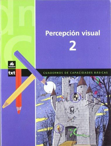 Cuaderno de Percepción visual 2 por Vv.Aa.