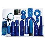 Orion 556068 Blue Fantasy, 12-teiliges Verwöhn-Set, blau